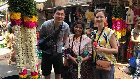 Bazaar Trail Walking Tour in George Town