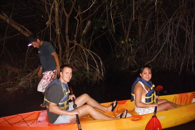 Bioluminescent Bay Kayak Trip from Vieques
