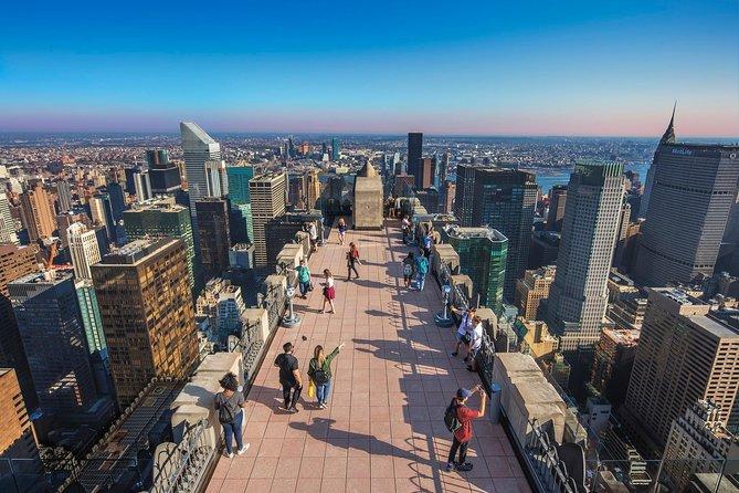 トップオブザロック展望台、ニューヨーク
