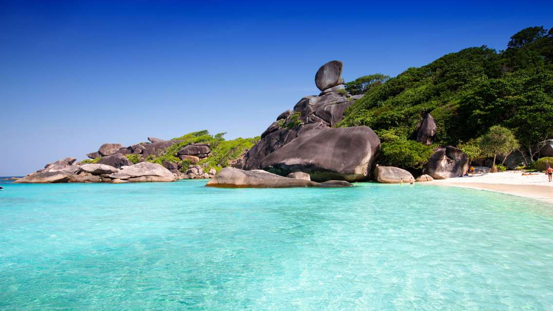 The Otherworldly Beauty of the Similans Islands