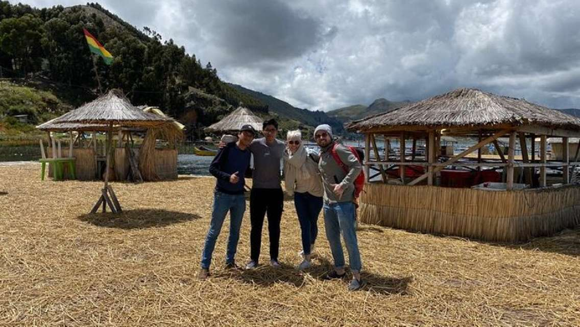 6-Day Bolivia Private Tour: La Paz-Uyuni Salt Flats-Lake Titicaca-Tihuanacu