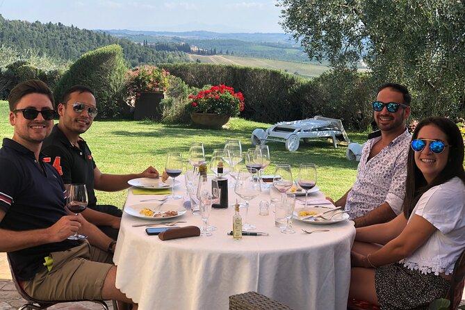 Heart of Chianti Classico - 2 Wineries Lunch included - Chianti Wine Tour