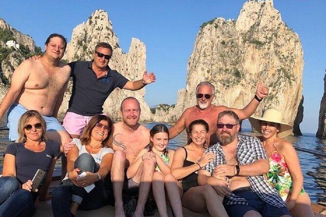 Capri Cruise Full-Day Tour from Amalfi Coast
