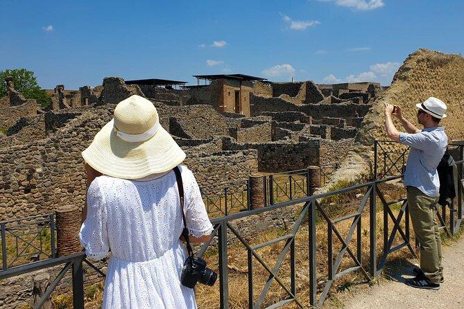 Pompeii Half Day from Naples