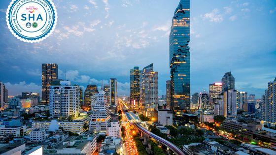 Bangkok King Power Mahanakhon SkyWalk Ticket