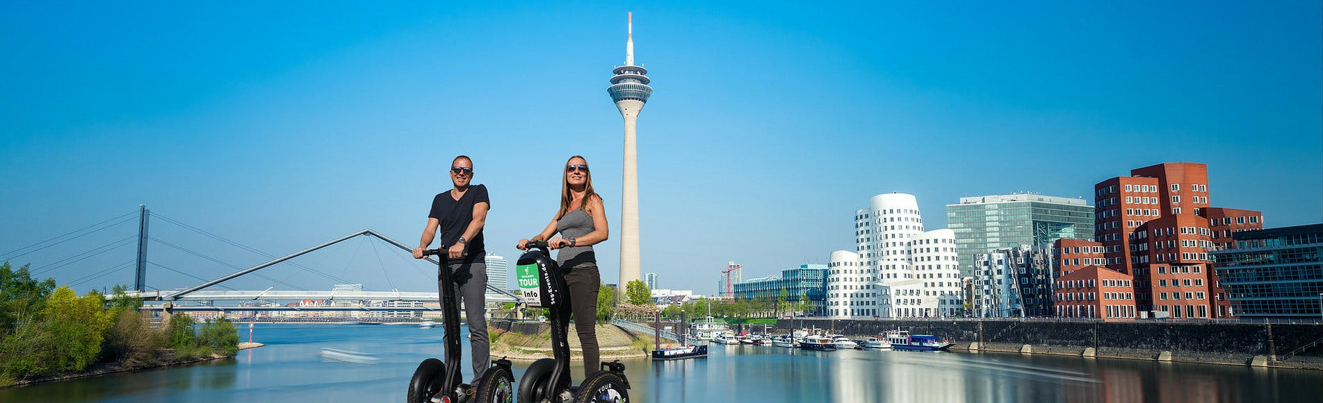 Düsseldorf Segway-City-Tour