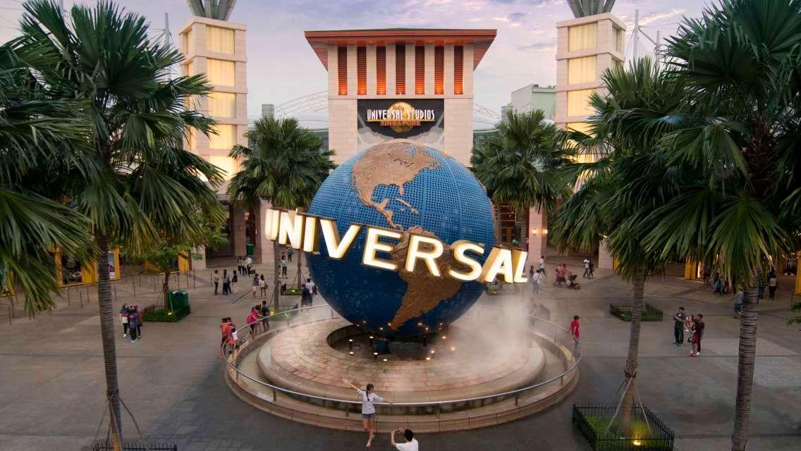 新加坡環球影城一日門票