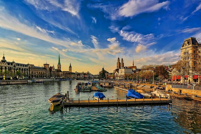 Zurich Like a Local: Customized Private Tour