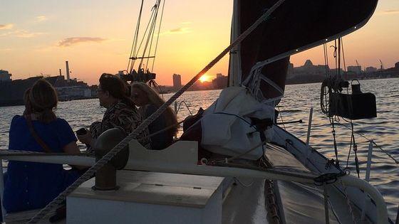Inner Harbor Sunset Sail