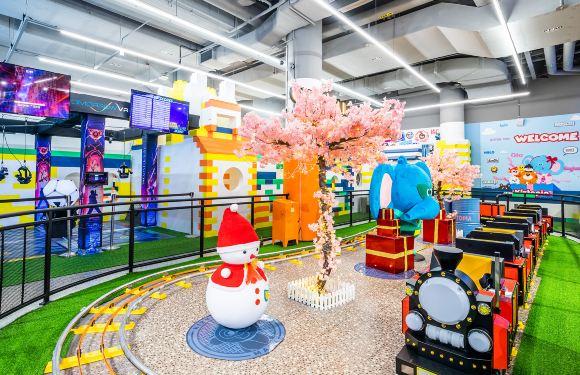 新加坡 Kiztopia 遊樂場單次入場3小時遊玩