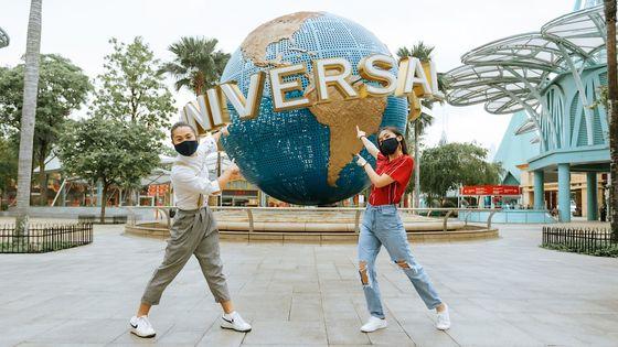 新加坡環球影城快捷票(大門票預約成功后購買)