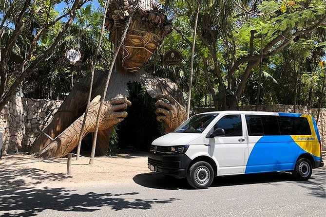 Tulum Luxury Transportation From-To Cancun Airport