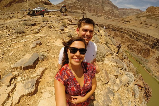 Grand Canyon Helicopter Tour with Landing from Henderson Executive Airport