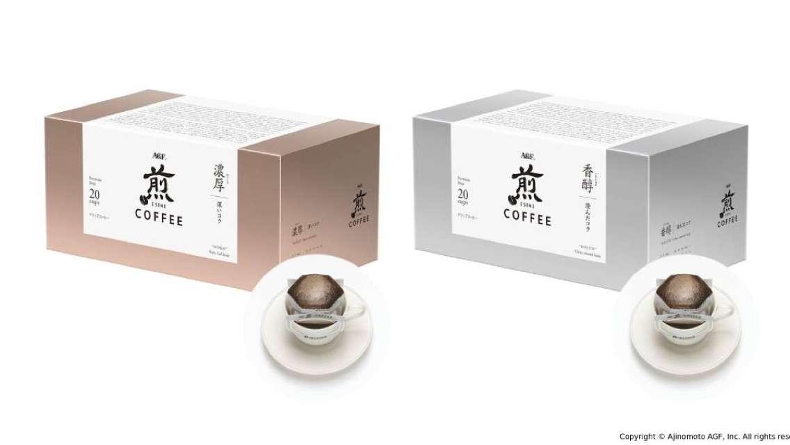 【日本直送】AGF 煎 特級滴漏咖啡 (濃厚)20包 或 煎 特級滴漏咖啡 (香醇)20包