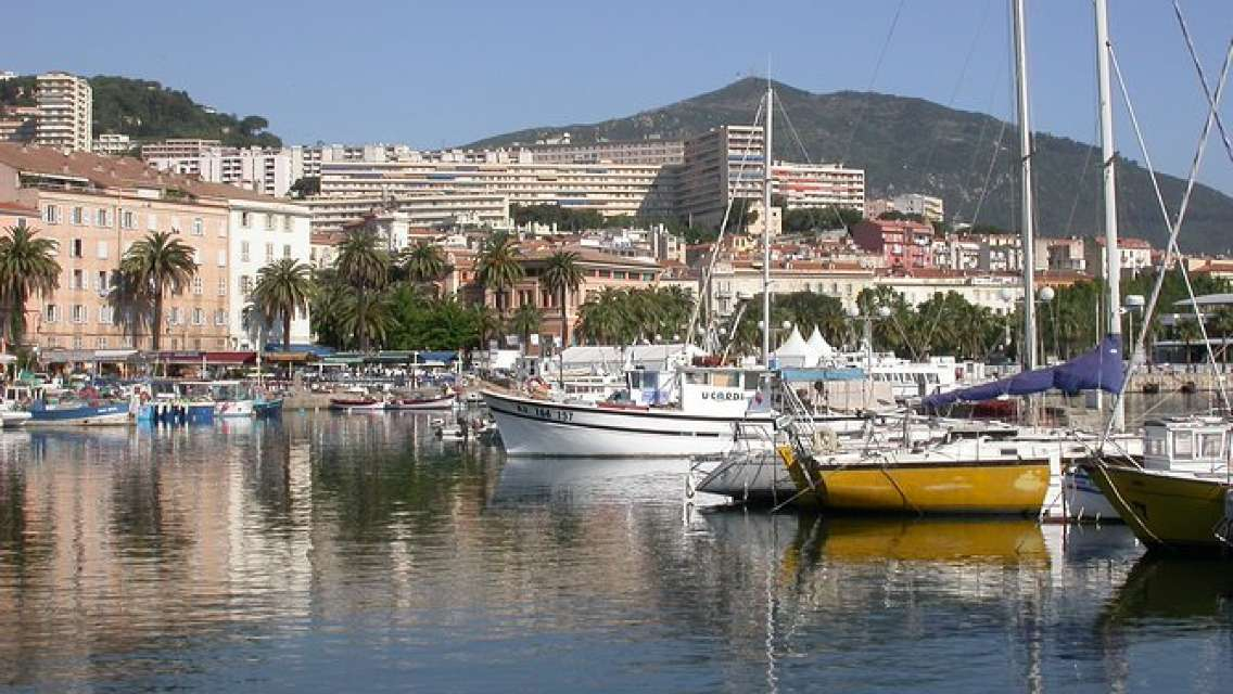 Corsica Ajaccio Private Tour with Driver and Optional Guide with Hotel Transfer