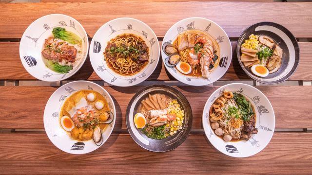【餐廳優惠2021】K11 Musea 餐廳美食餐券合集!13間食肆優惠低至7折