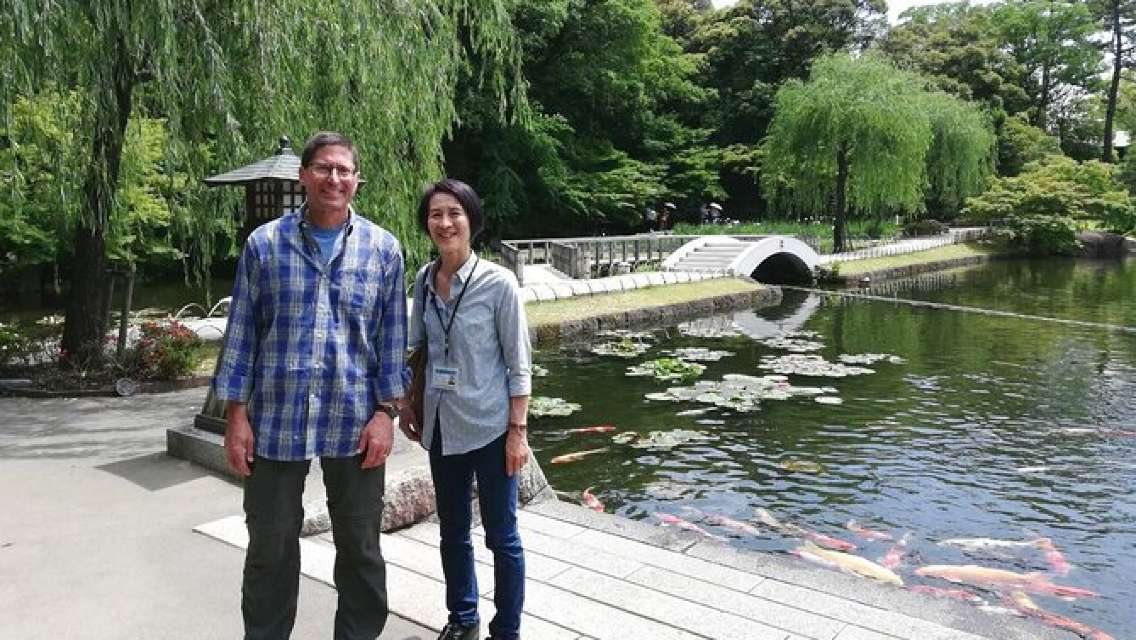 Guided Half-day Tour(AM) to Nagoya Castle & Tokugawa Museum and Garden
