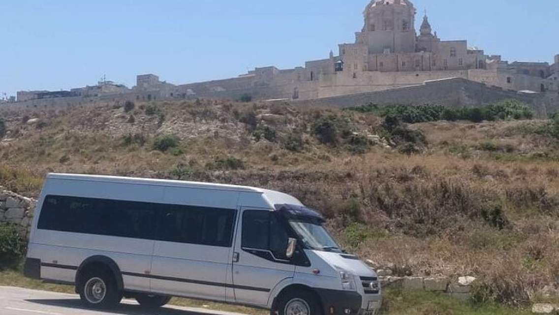 Airport transfers to all locations in Malta (Private Groups or Families)