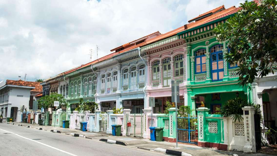 Afternoon: 2 hours Joo Chiat & Katong Heritage Walk
