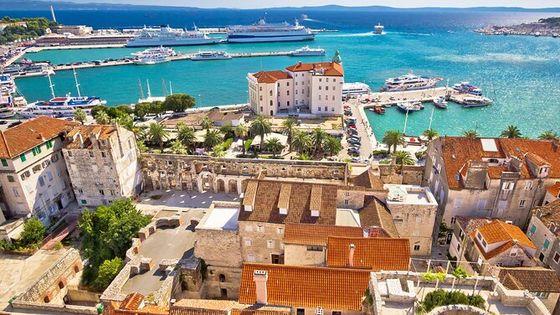 Private Full - Day Tour: Split from Zadar
