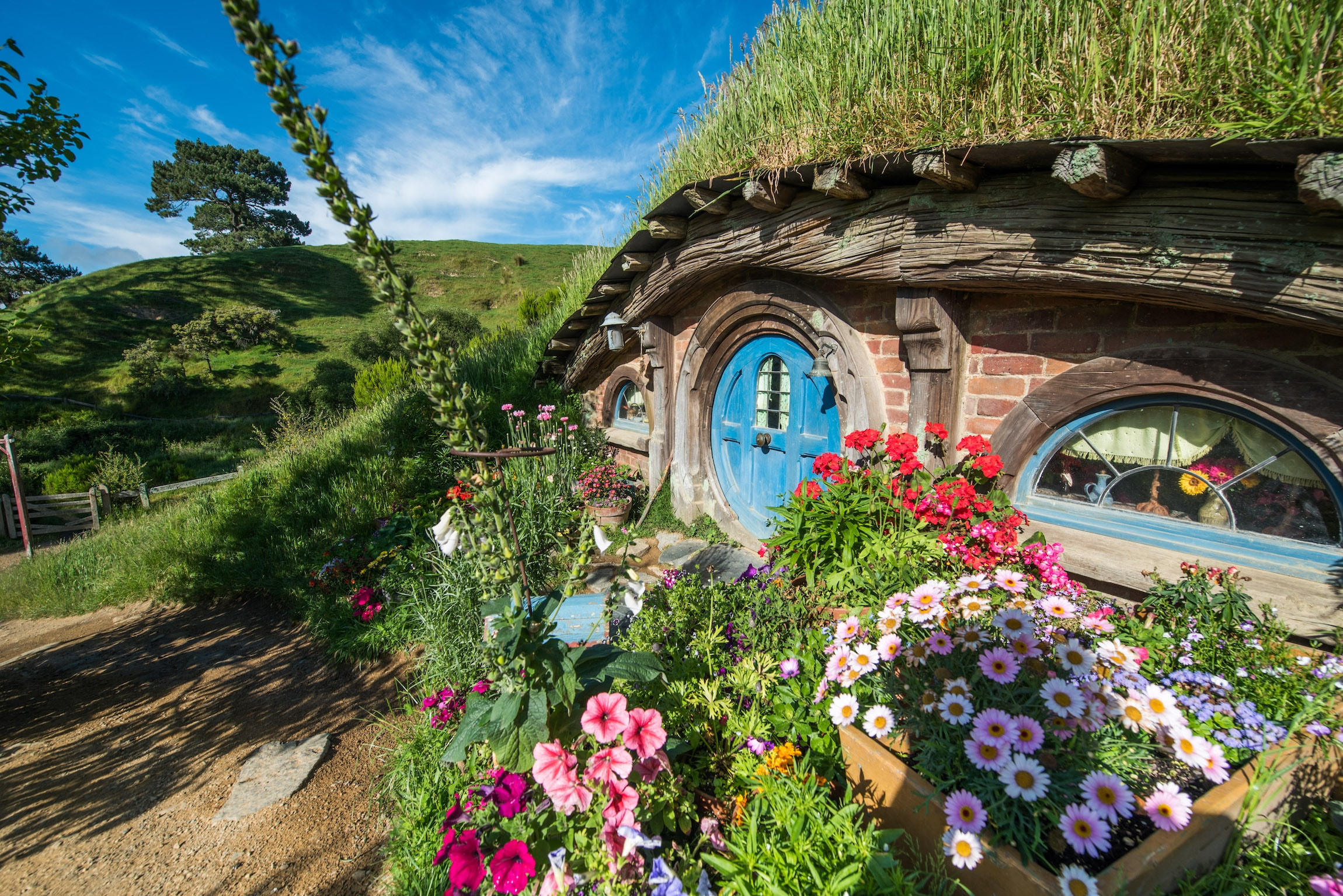 Hobbiton Movie Set Tours from the Shires Rest