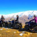 Cardrona Valley Mountain Quad Experience from Wanaka