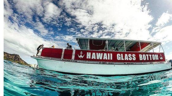 Waikiki Beach Glass Bottom Boat Cruise