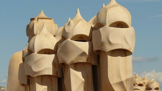 La Pedrera-Casa Milà & Skip-the-line with Official Guide and explanations inside