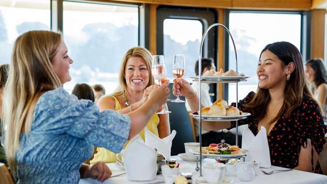 Sydney Harbour High Tea Cruise