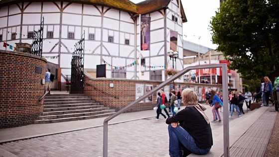 Shakespeare's Globe Guided Tours with Optional Shakespearean Afternoon Tea