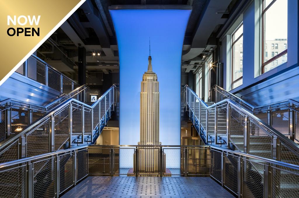 紐約帝國大廈86層觀景台門票