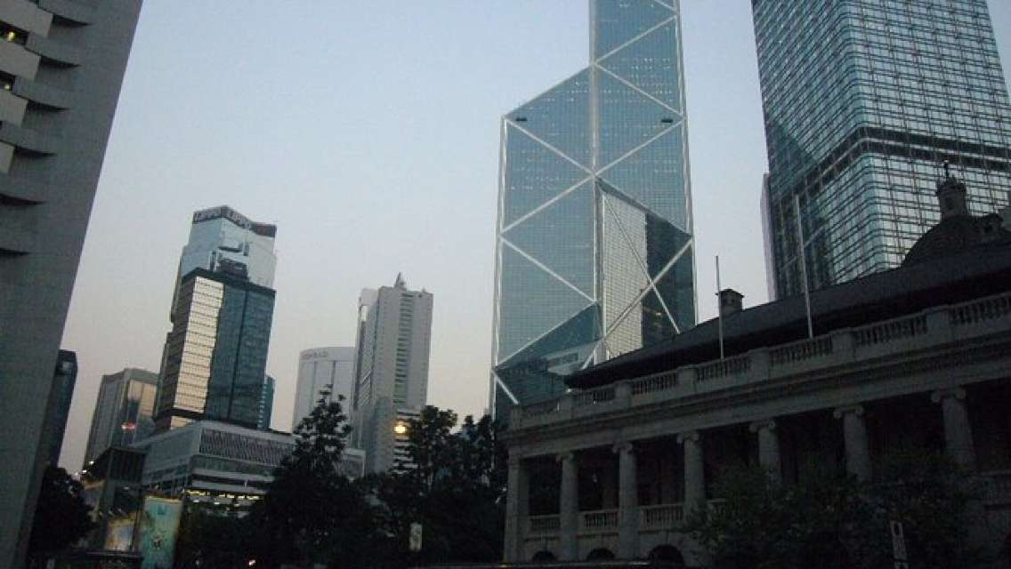 Private Historical Walking Tour of Hong Kong
