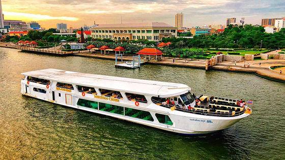 Meridian Cruise Sunset
