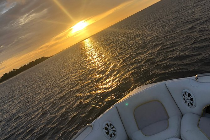 Small Boat Sunset Cruise in Destin