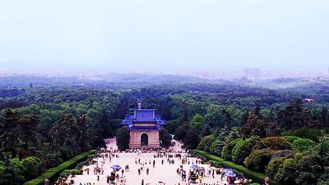 4-Hour Nanjing Private Tour with Xiaoling Tomb and Sun Yatsen Mausoleum