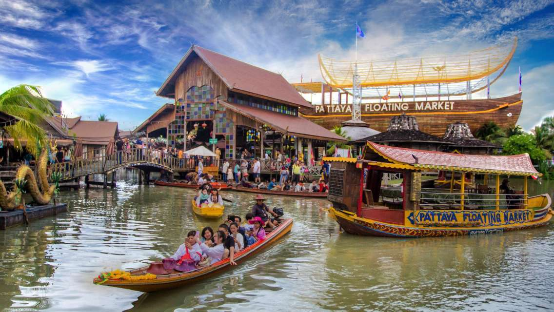 Pattaya Floating Market