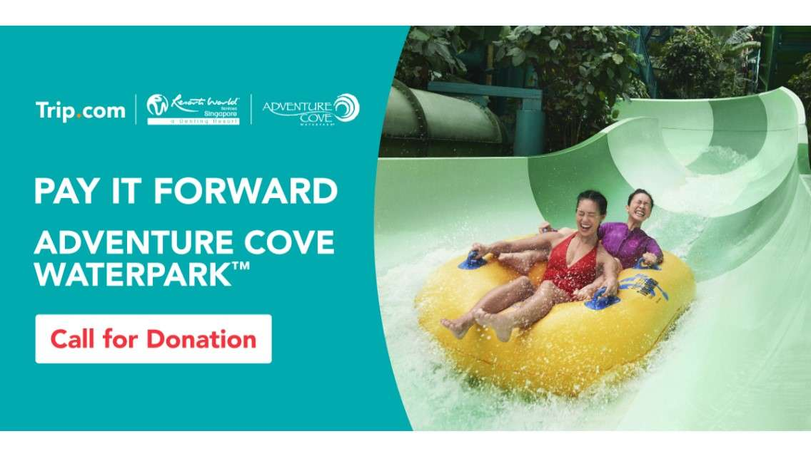 Pay It Forward   Life Community Services Society x Adventure Cove Waterpark