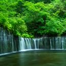 東京富士山五合目+忍野八海+白糸瀑布+本宮淺間一日遊