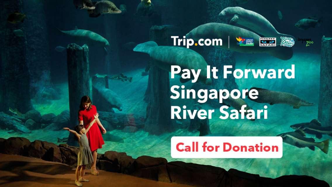 Pay It Forward | CARE Singapore x River Safari