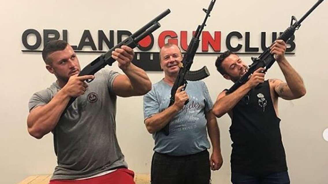 Pick 4 Guns Package
