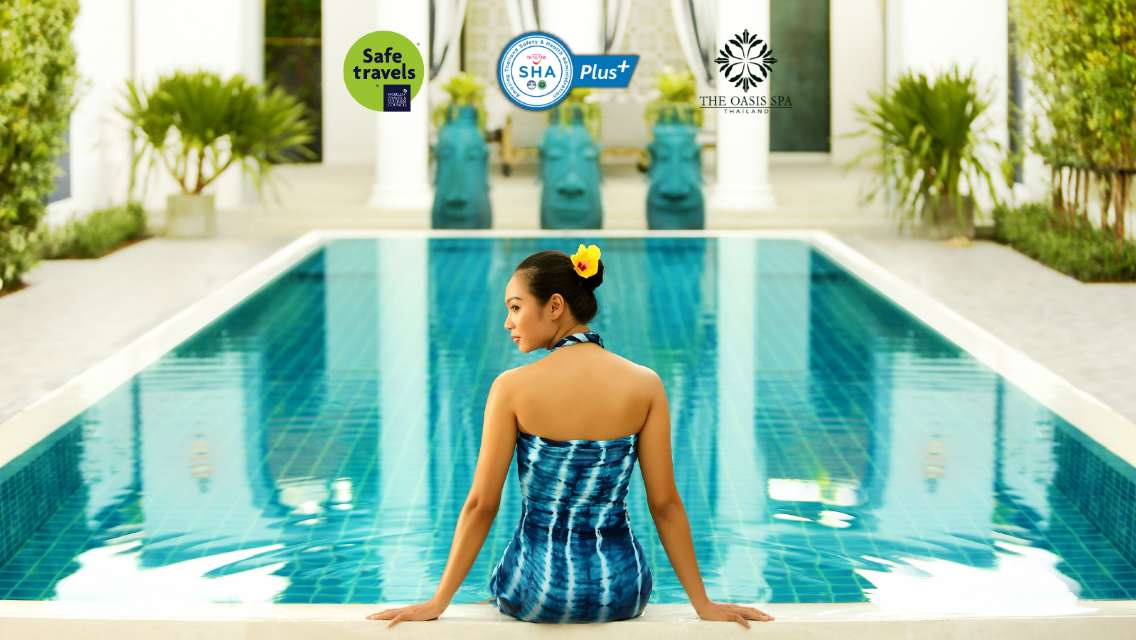 [Phuket Promotion] Only 9 THB For Oasis Spa 1000 THB Cash Discount Voucher!