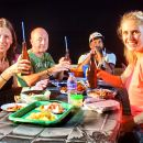 Night Cycling in Colombo (Private 4 Hour Tour)