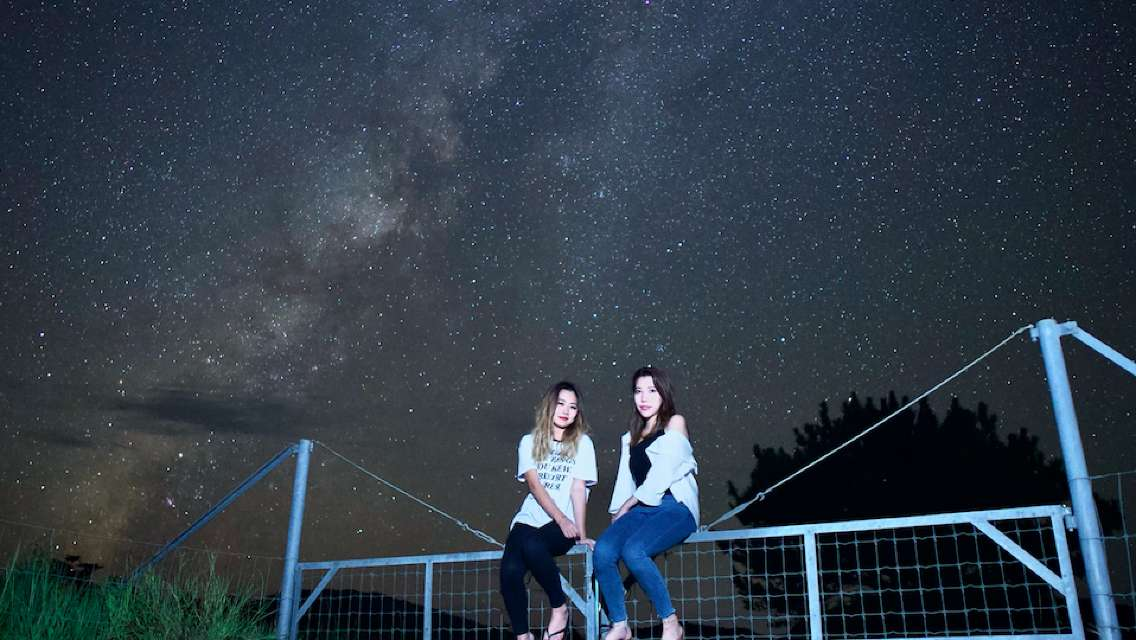 【西表島・夜】天然のプラネタリウム 星空&ジャングルナイトツアー