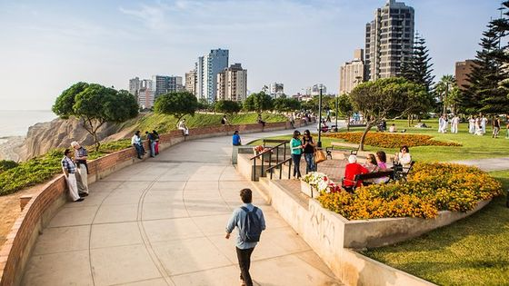 Miraflores, Barranco and San Isidro (Must Sees in Lima tour)