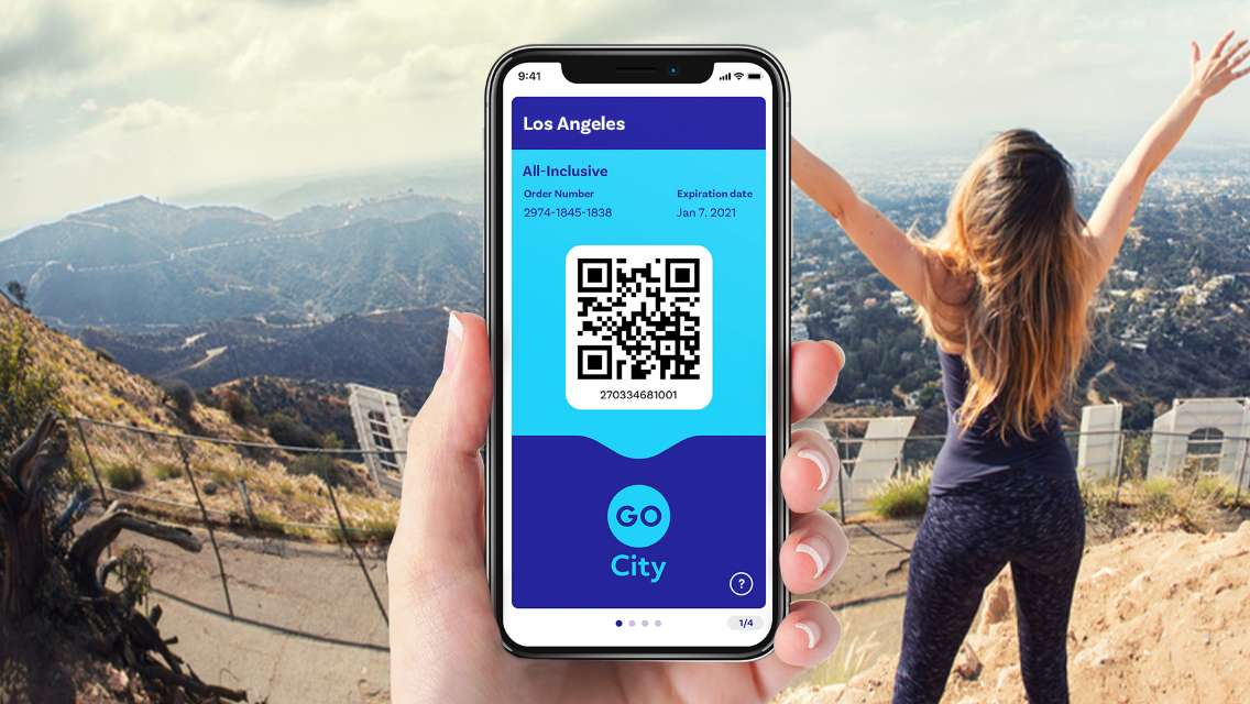 Go City: Los Angeles All-Inclusive Pass