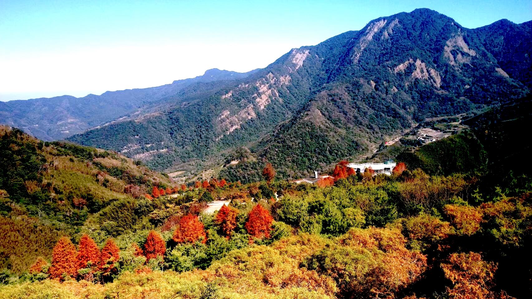 台北出發 新竹數碼天空景觀狂想曲一日游