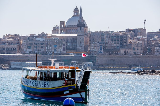 Valletta and The Three Cities Harbor Cruise