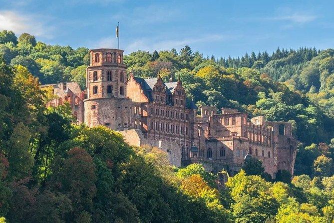 Heidelberg Tour from Frankfurt