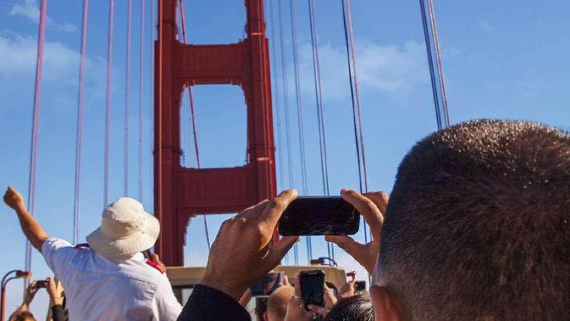 ビッグ・バス・サンフランシスコ観光とアルカトラズ