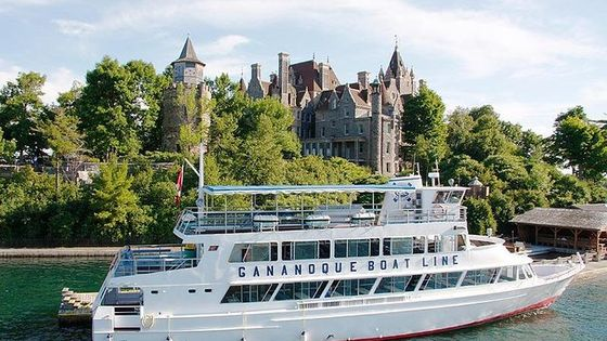 Private Tour to Beautiful 1000 Islands & Kingston (from Toronto)